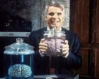 Человек с двойным мозгом