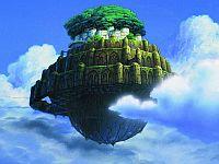 Небесный замок Лапута