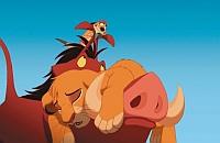 Король Лев - 3: акуна матата