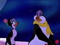 Камешек и пингвин