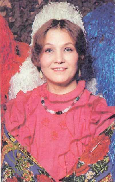 Нина  Русланова ()